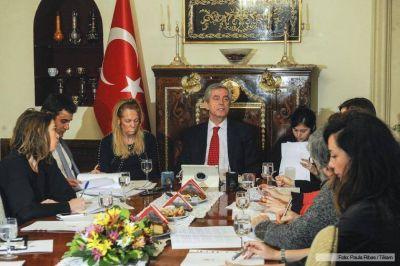 Embajador turco: