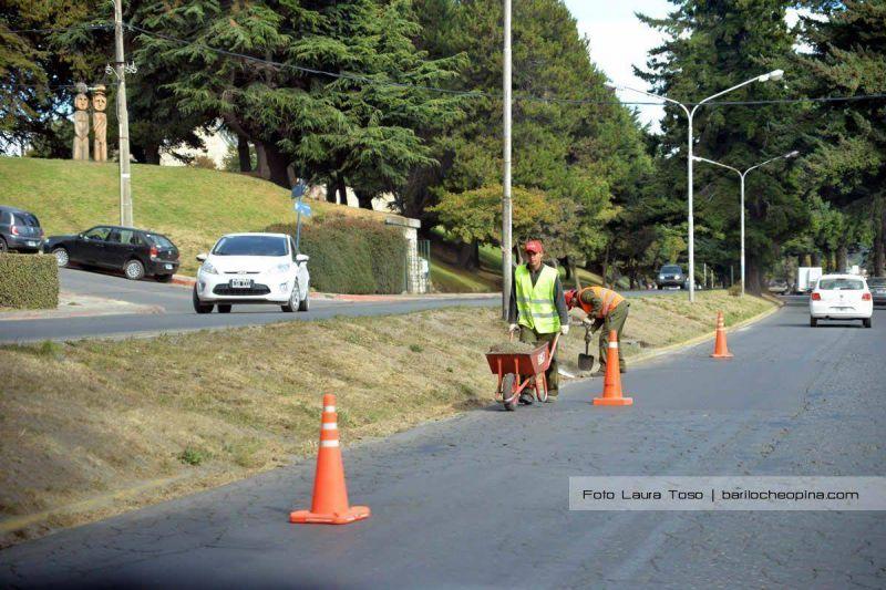 Municipio acordó con la UOCRA un plan de pequeñas obras urbanas