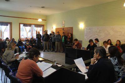"""Concejales exigen al Ejecutivo suspender toda acción de """"incumplimiento"""" del Convenio autorizado con el IPVU"""