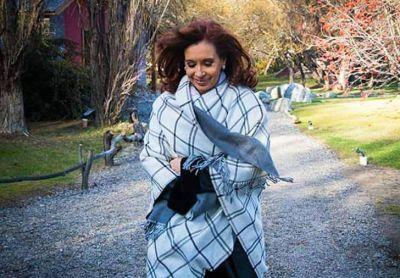 Cristina volvió a denunciar que es objeto de una persecución judicial