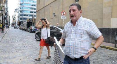 El sector de Viviani pide conducci�n �nica en la CGT y amenaza con romper