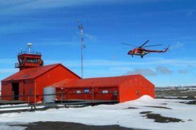 Aviones y equipamiento para desarrollar el turismo antártico