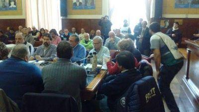En el Concejo Deliberante se analiz� el aumento de las tarifas