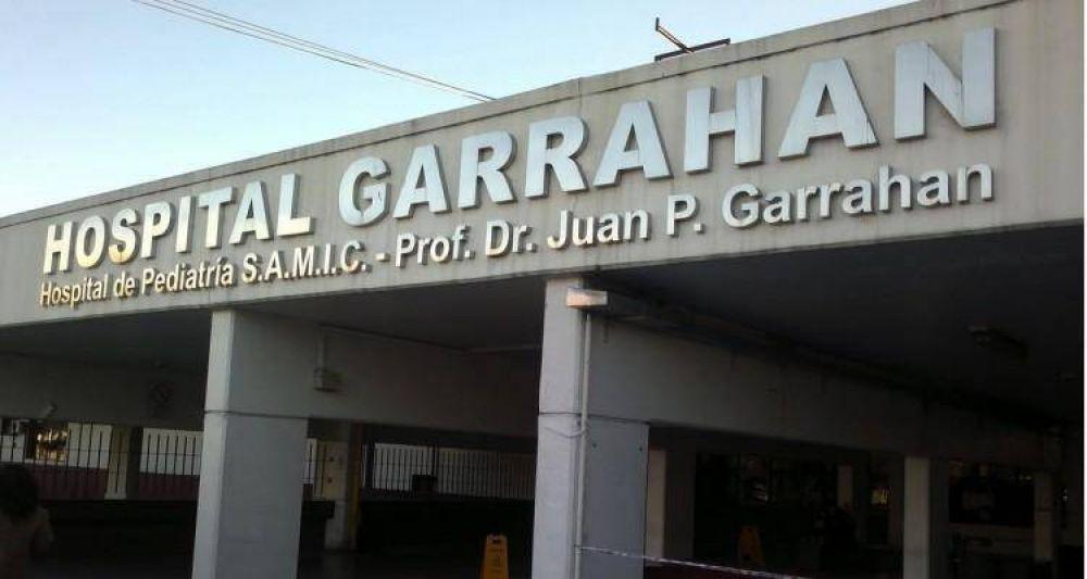El Garrahan realizó el trasplante de un corazón no compatible a una beba de siete meses
