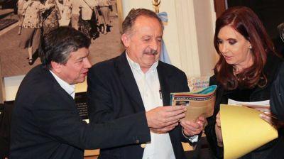 Denuncian a un sindicalista por pagar el acto de Cristina Kirchner en Comodoro Py