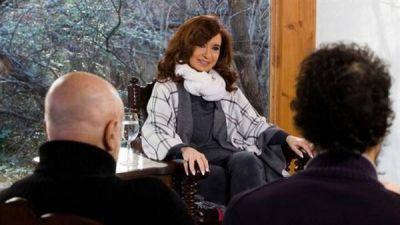 Las 10 frases m�s calientes de la entrevista de Cristina con medios extranjeros