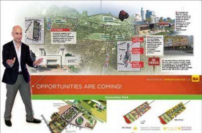 Inmobiliaria PRO: negocios millonarios con el espacio público