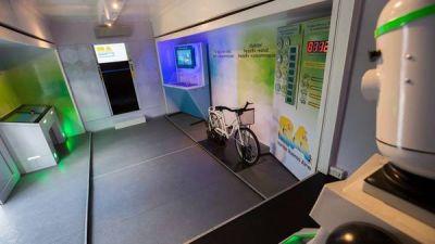 El Eco Robot, un imán para los chicos en La Rural
