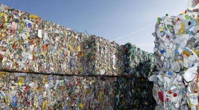Unas 150 toneladas de basura reciclable