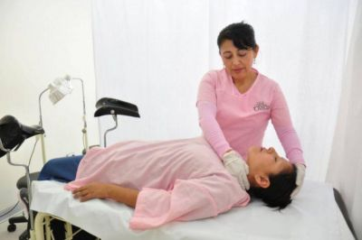 Realizar�n Papanicolau sin turnos previos en el Hospital San Bernardo