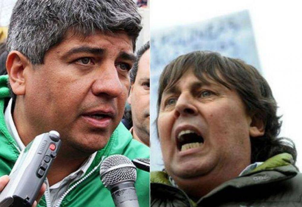 Pablo Moyano y Pablo Micheli coincidieron en que habrá un paro o gran movilización