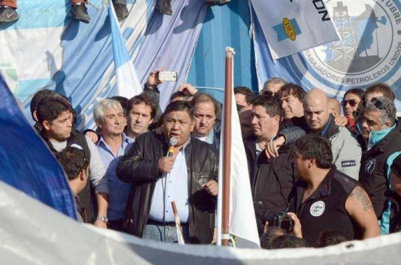 Petroleros de Chubut y Santa Cruz en estado de alerta y movilización