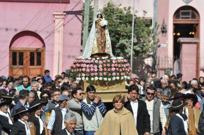 Octava en honor a la Virgen del Carmen
