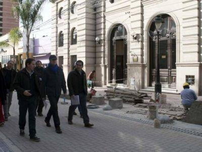CAF y funcionarios nacionales recorrieron obras en Jujuy