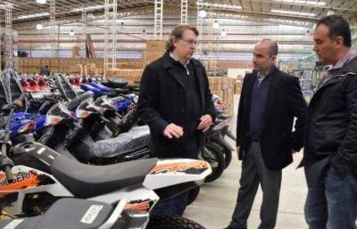 El Ejecutivo fortalecerá la industria local