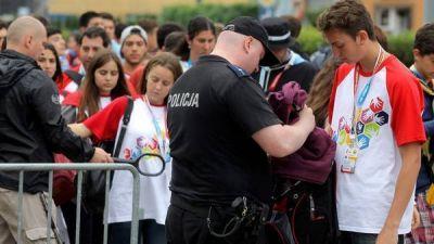 Polonia blinda Cracovia ante la llegada del Papa
