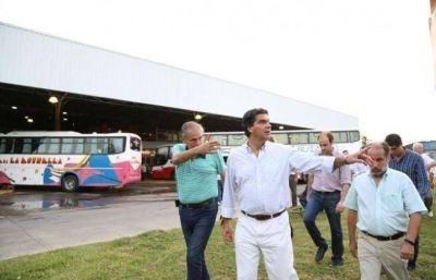 El municipio llama a consulta por la remodelaci�n de la Terminal