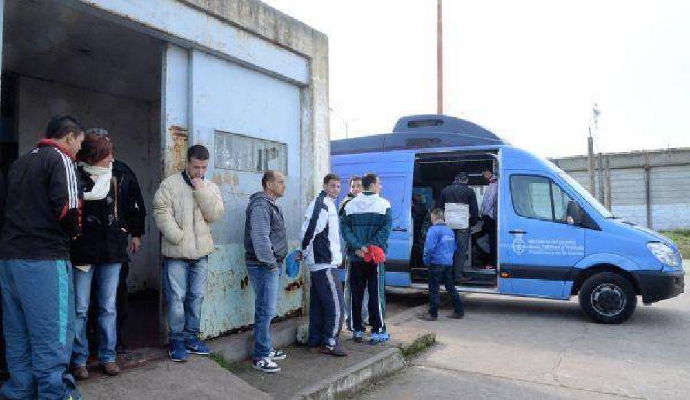 Más de 600 internos recibirán su DNI en la cárcel de Batán