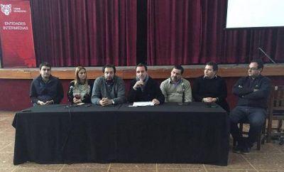 El Frente Renovador de Tigre pide apoyo para los clubes de barrio