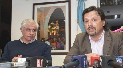Salta capital recibir�a $281 millones de Naci�n para obras en los barrios