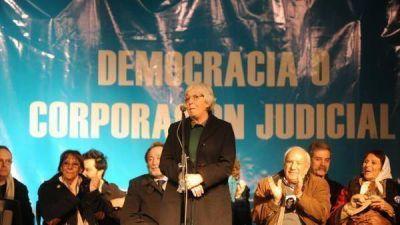 Ahora Justicia Leg�tima denunci� presiones macristas sobre los jueces