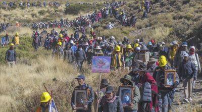 Se esperan más de 40 mil peregrinos