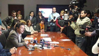 Sáenz advirtió sobre usurpaciones en Villa Floresta