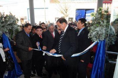 Se inauguró la nueva clínica para los trabajadores de la salud en Salta