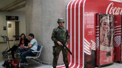 Afirman que otro grupo estaría preparando atentados en Río
