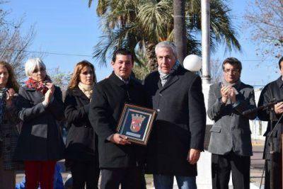Pacheco realizó importantes anuncios para el distrito