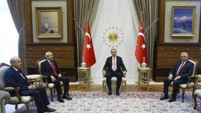 Europa cierra la puerta a la adhesión de Turquía
