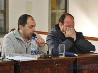 La oposici�n pidi� que �Antonijevic conteste los pedidos de informes pero no por Facebook�