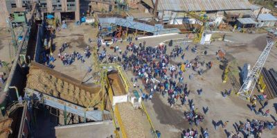 Ingenio La Esperanza inició su 134 molienda