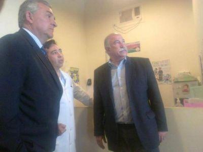 Fortalecimiento integral del sistema de salud en La Esperanza y San Pedro
