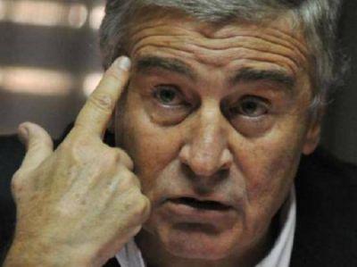 Sciurano anunció la llegada del ministro Aguad