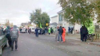 Los gremios de la construcción exigen bolsones de comida al gobierno nacional