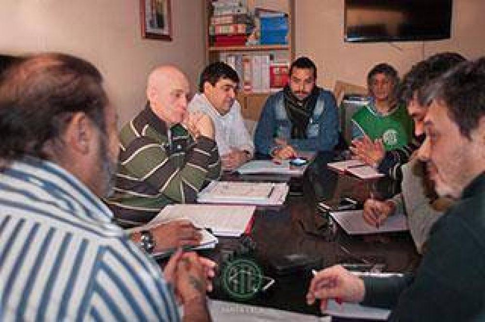 Se concretó la audiencia de conciliación entre ATE y Provincia