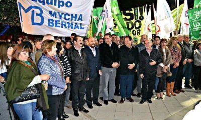 """Evocan a Evita al grito de """"volveremos"""" y fuertes críticas al Gobierno nacional"""