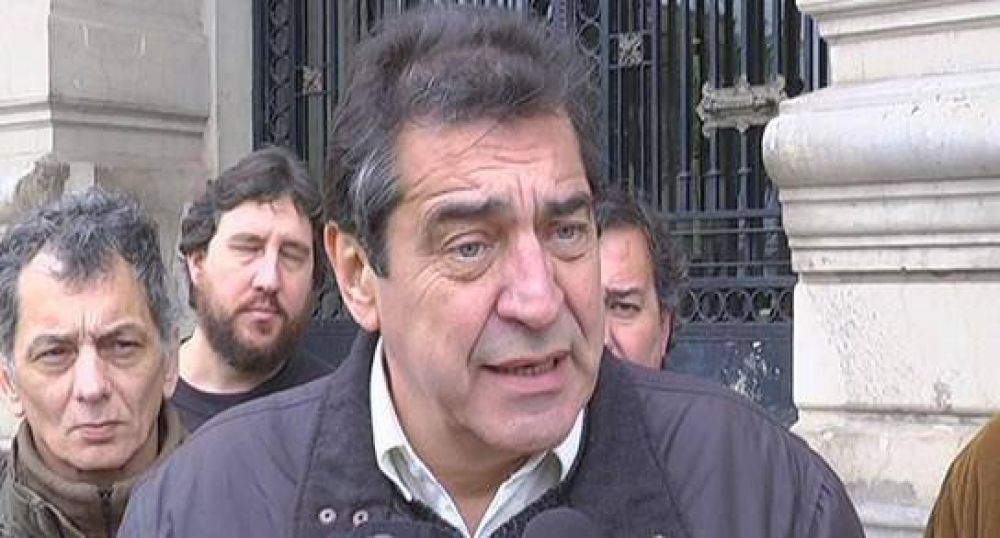 """Godoy: """"Queremos que se reabran las paritarias"""""""