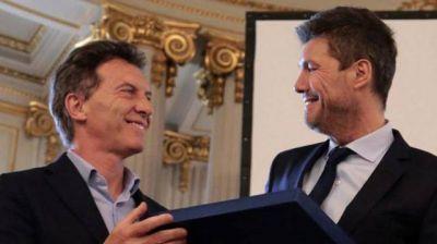 Tras los cruces, Macri recibe hoy a Tinelli en Olivos