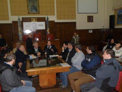 Ferrocarril: Segunda Jornada de Trabajo para abordar las carencias en la conectividad de Mar del Plata