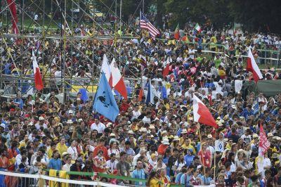 Jornada Mundial de la Juventud: La fiesta de la fe ha comenzado