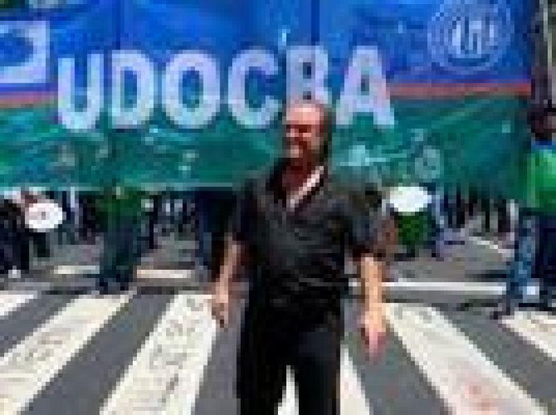 Docentes de UDOCBA confirmaron un paro para el 1° de agosto en reclamo por paritarias