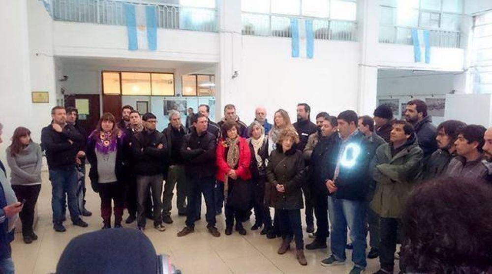 """CGT y CTA califican de """"ilegal"""" la Audiencia Pública por la tarifa de luz y confirman movilización"""