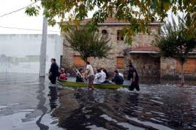 Avanza la gesti�n de construcci�n de casas para vecinos inundados