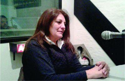 Liliana Denot manifestó que el Senador Carlos Fernández reúne las condiciones para conducir el Comité Provincia de la UCR