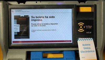 San Juan avanza en la implementaci�n de la boleta �nica electr�nica