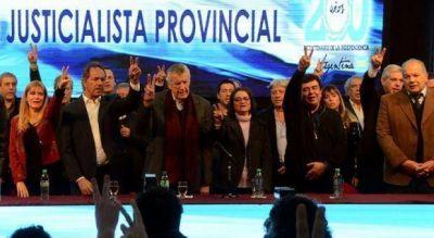 El aniversario de Evita deja expuesta la división que padece el PJ bonaerense