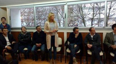 Desde La Plata, el �Grupo Esmeralda� apunt�: �La renovaci�n del peronismo es irreversible�