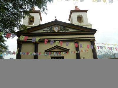 La parroquia de Miraflores celebró su primer aniversario